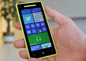 windows phone operating system