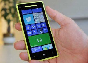 windows phone operating system