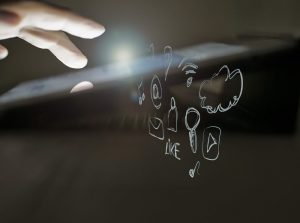 future of touch screen