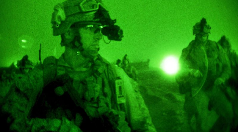Night Vision glass